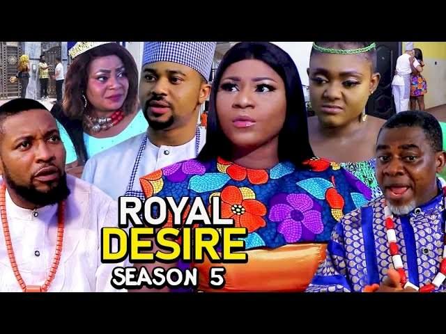 Royal Desire (2021) (Part 5 & 6)
