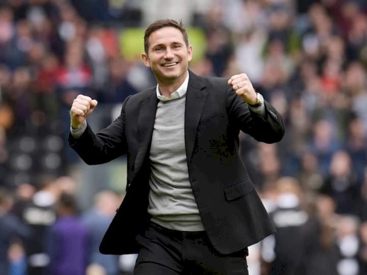 Frank Lampard gets new job