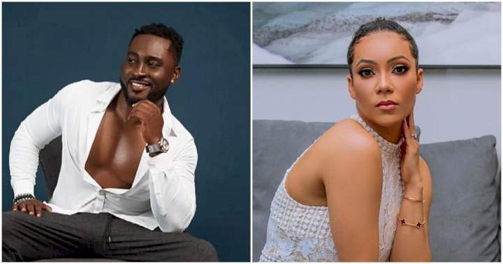 """#BBNaija: """"I take back what I said about Maria, what we had ought to be private"""" - Pere"""