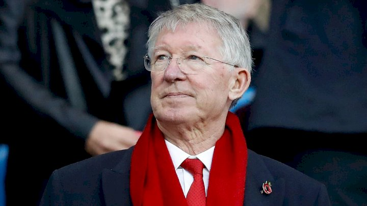 EPL: Alex Ferguson shares secrets of signing world-class players for Man United