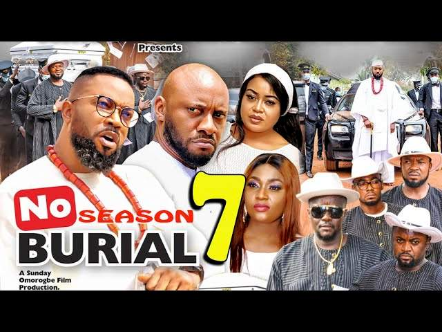 No Burial (2021) Part 7