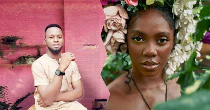 """It has been revealed to me many times that Tiwa Savage is destined to be my wife"" - Man says"