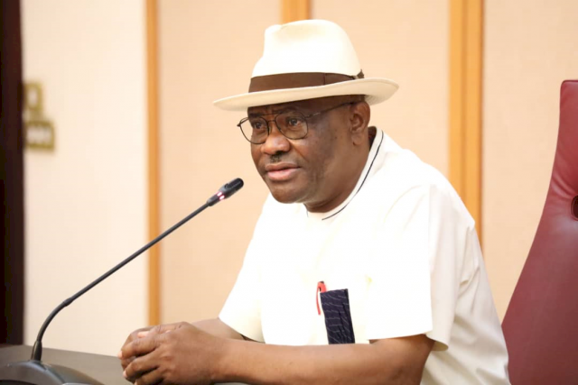 Wike imposes curfew at all Rivers state land boarders