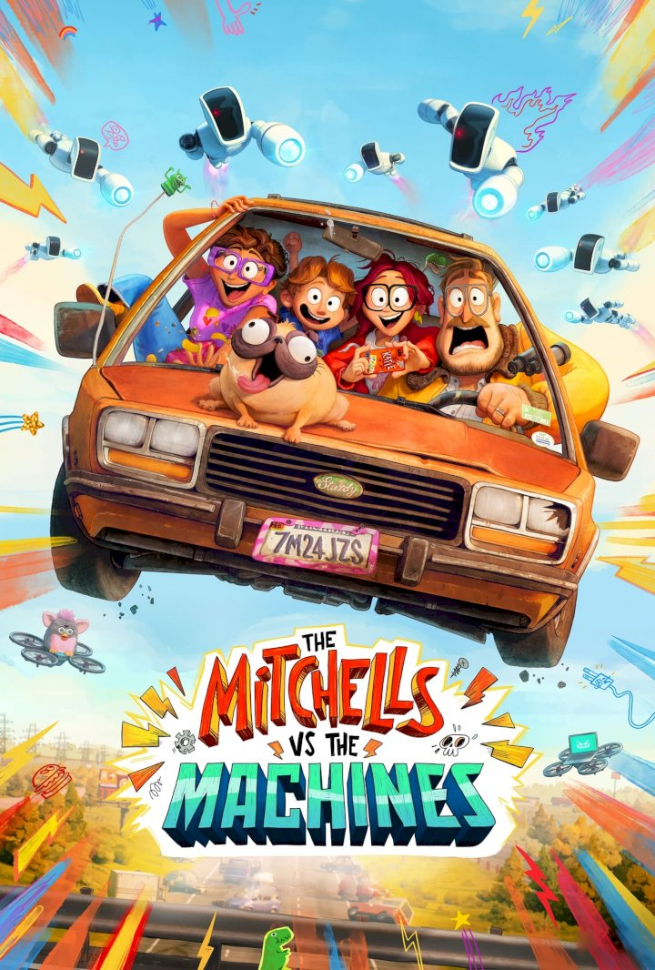Adventure: The Mitchells vs. the Machines (2021) [Download Full Movie]