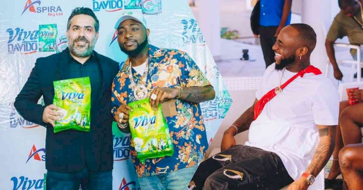 """""""O.B.O no see deal sign again"""" - Reactions as Davido bags deal with detergent brand"""