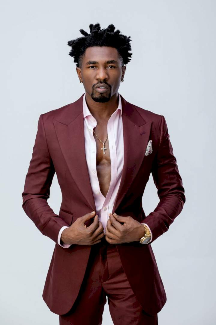 Married man tackles wife at home over BBNaija's Boma (Video)