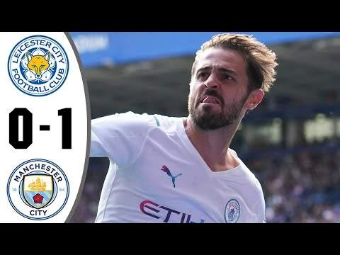 Leicester 0 - 1 Manchester City (Sep-11-2021) Premier League Highlights