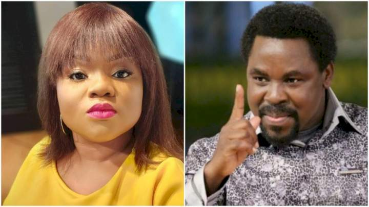 """TB Joshua did much damage, his ministry was toxic"" - OAP, Sandra Ezekwesili"