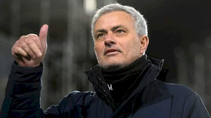 Cristiano Ronaldo shouldn't be afraid I am back in Italy - Mourinho