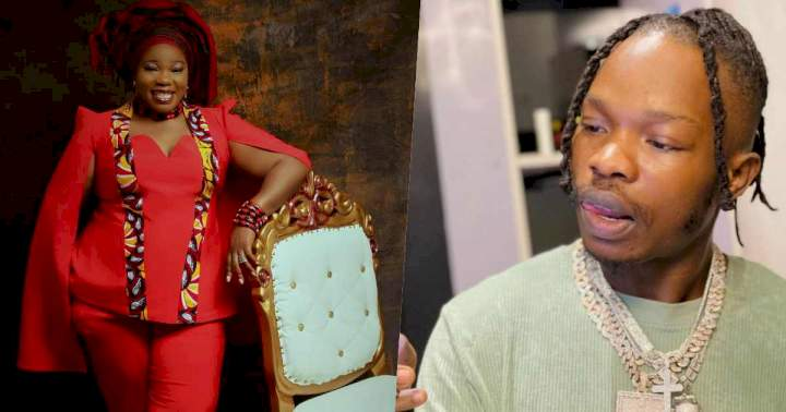 """""""You are an imbecile & an idiot"""" - Ada Ameh rains curses on Naira Marley over 'fantasy' (Video)"""