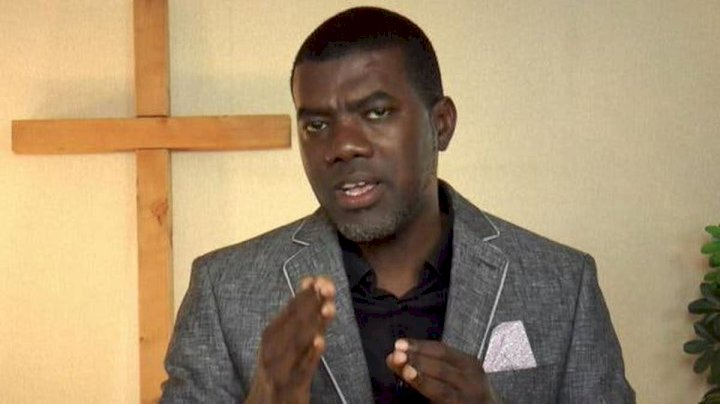 """Boyfriend-girlfriend of today is not about love but for transaction"" - Reno Omokri"