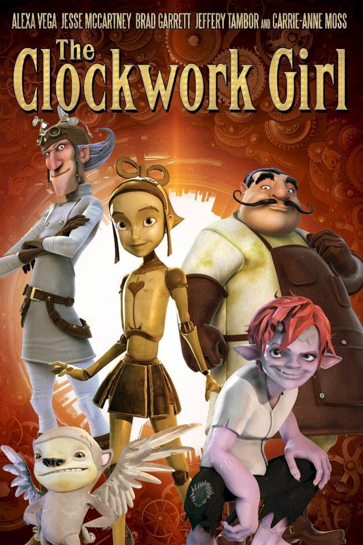 The Clockwork Girl (2021)