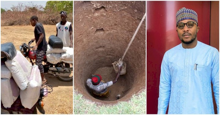 House of Rep Member constructs 10 deep wells as constituency projects for his people (Photos)