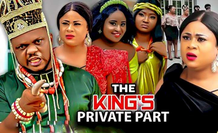 The King's Private Part (2021)