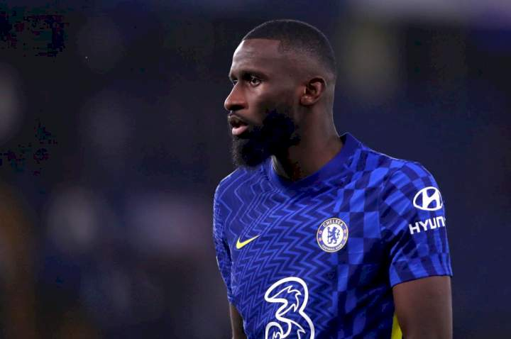 Ballon d'Or: Explain why he wasn't nominated - Rudiger slams organizers for snubbing Chelsea player