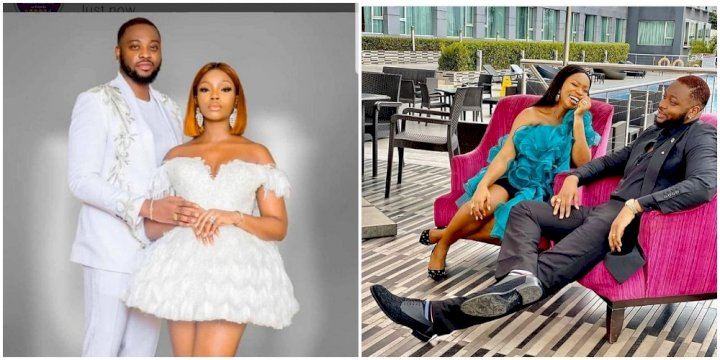 Why we don't check each other's phones - BBNaija Couple, Teddy A and Bam Bam reveal (Video)