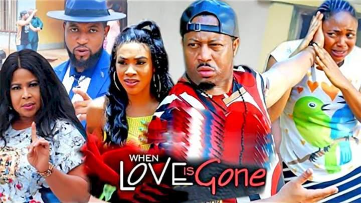 When Love Is Gone (2021)