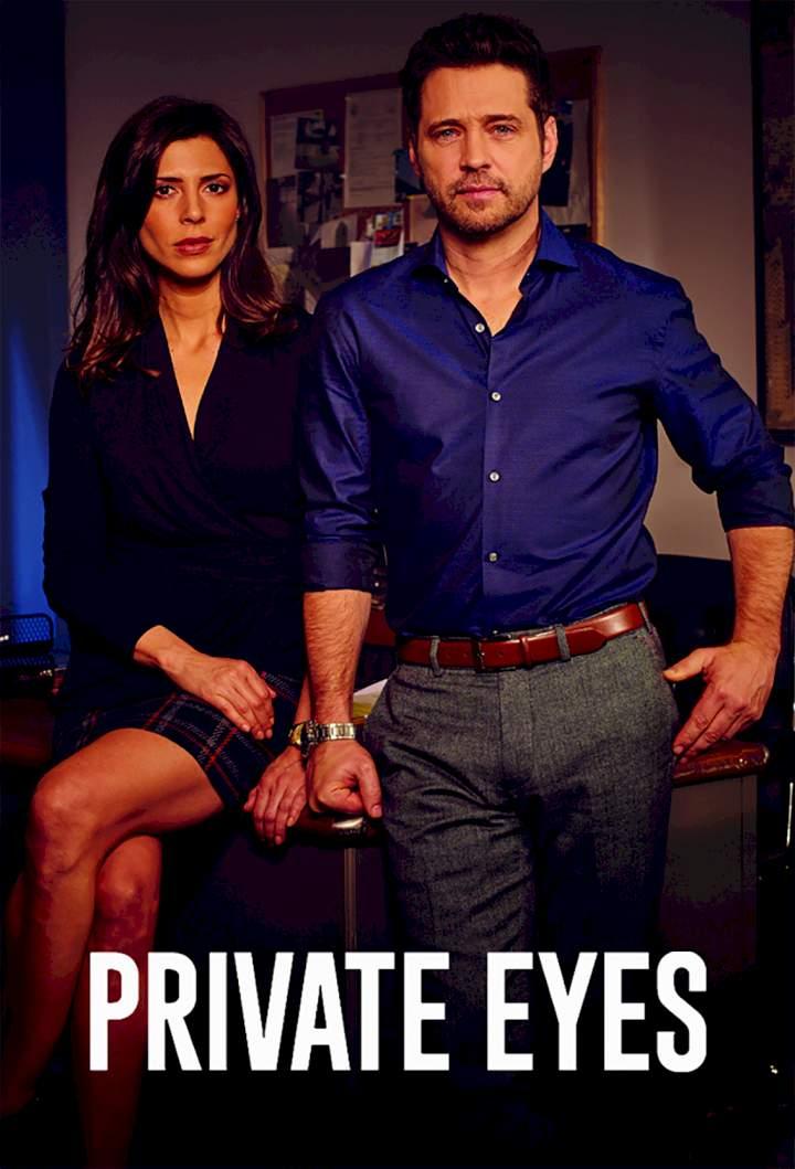 Private Eyes Season 4