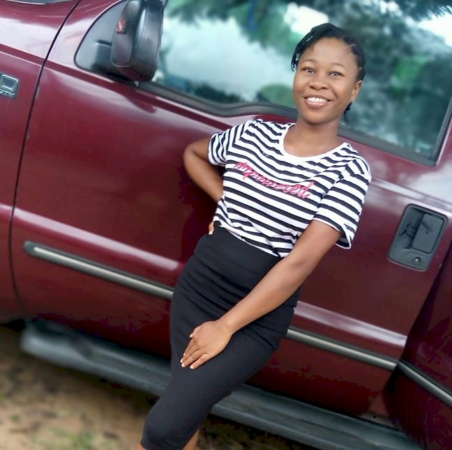 Lady shares hilarious response she got from 6-year-old cousin who requested to own her phone