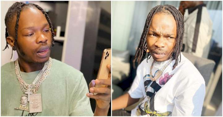 """""""The world is so much bigger than your brain, stop living inside your head""""- Naira Marley"""
