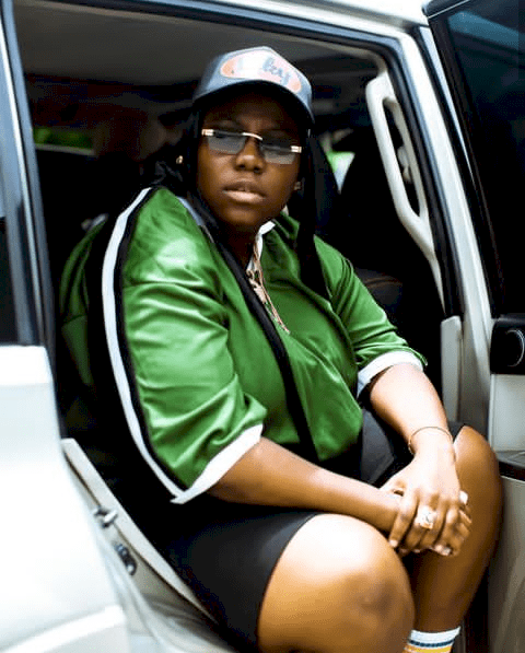 """Wonderland in Aso Rock"" – Teni says as she pays Vice President Osinbajo a visit"