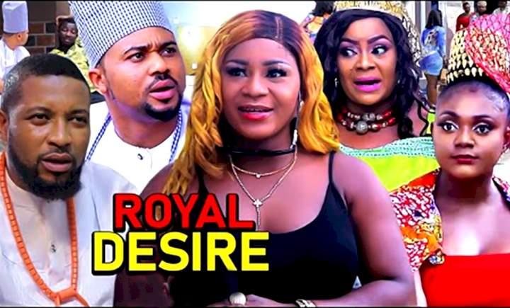 Royal Desire (2021)