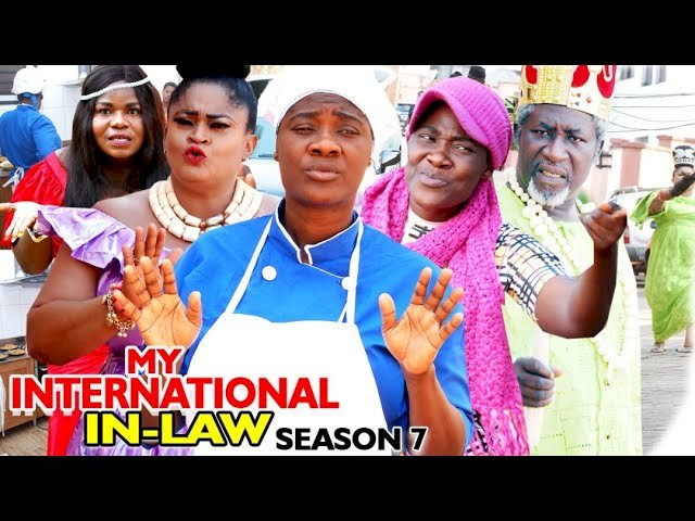 Nollywood Movie: My International In-Law (2021) (Part 7 & 8)