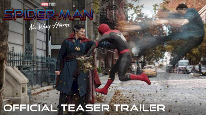 """Watch The First Teaser Trailer for the Upcoming """"Spider-Man: No Way Home"""""""