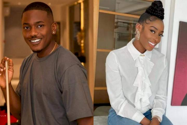 Dorcas Fapson reacts to allegation of having sex with actor, Timini Egbuson