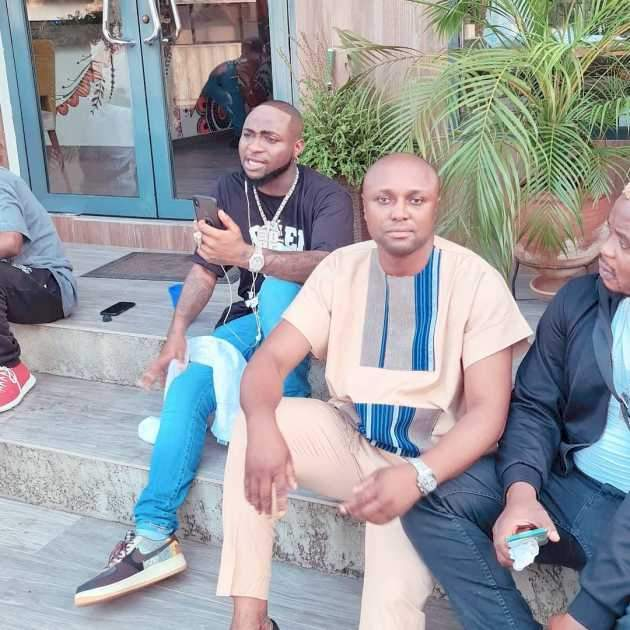 """""""The only letter I want to read is Isreal DMW's sack letter"""" - Davido insists"""