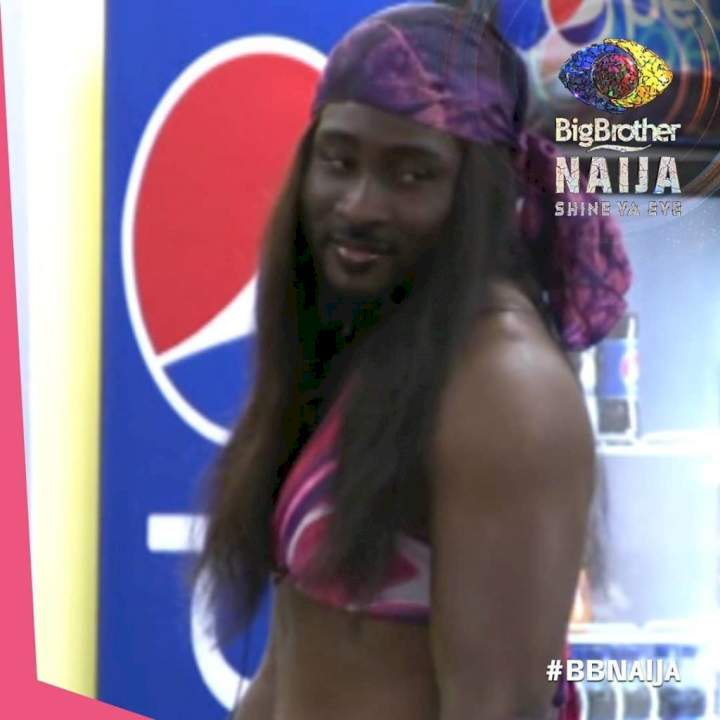 BBNaija: Biggie challenges housemates to mimic one another for a day (Video)