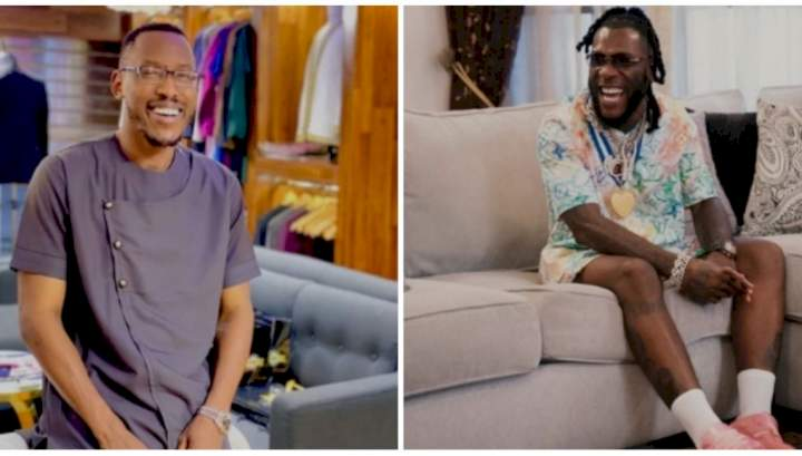 Burna Boy and Mr 2kay finally bury the hatchet after messy beef in 2017 (Video)