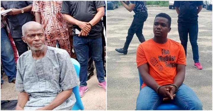 """""""I'm not happy, he should face death penalty for his crime"""" - Father of serial killer, Uduak Akpan says"""