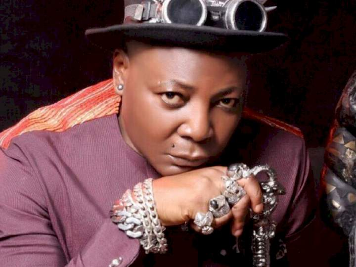 Why I accepted 'Odudubariba' role in 'King of Boys' - Charlyboy