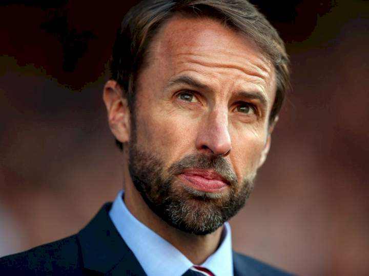 Euro 2020: England coach, Southgate defends Coca-Cola after Cristiano Ronaldo's gesture