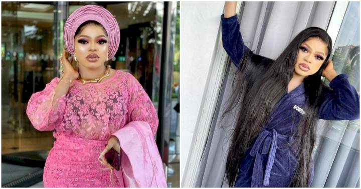 Bobrisky finally opens up on why she had to undergo cosmetic surgery to enhance her butt