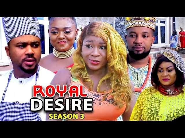 Royal Desire (2021) Part 3
