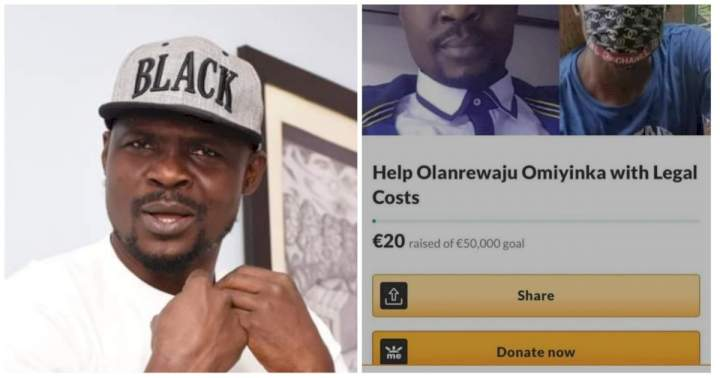 Nigerians react as GoFundMe contribution to cover Baba Ijesha's legal expenses go viral