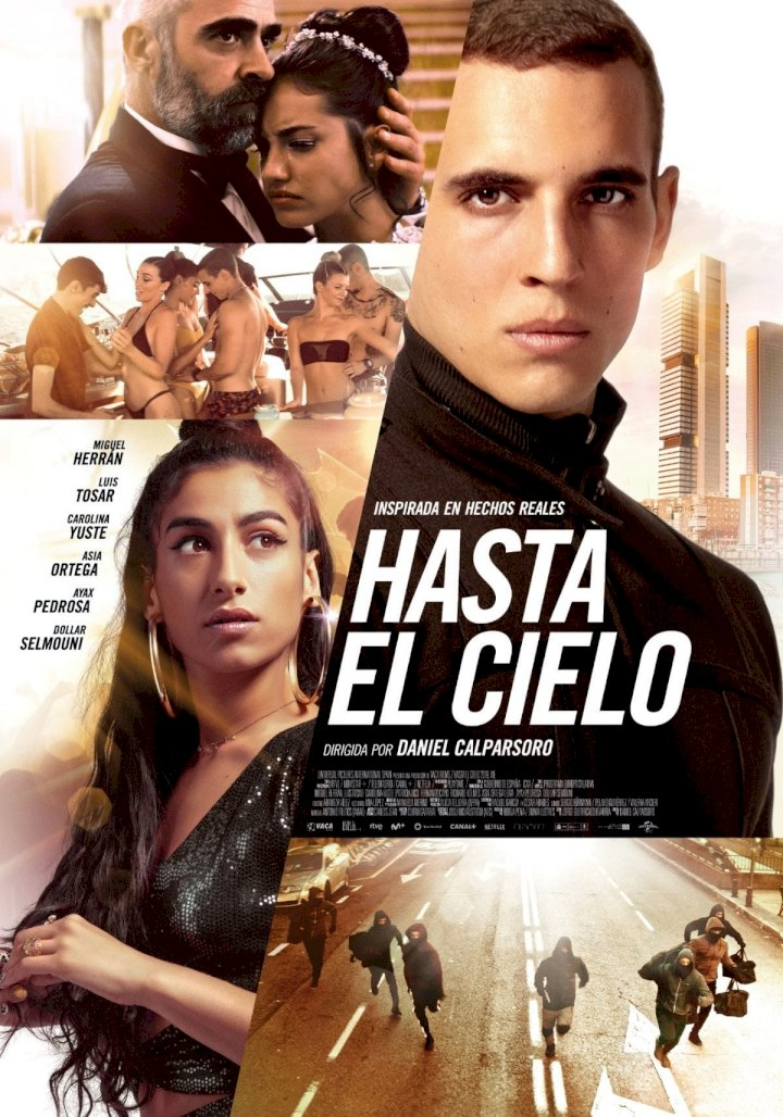 Sky High (2020) [Spanish]