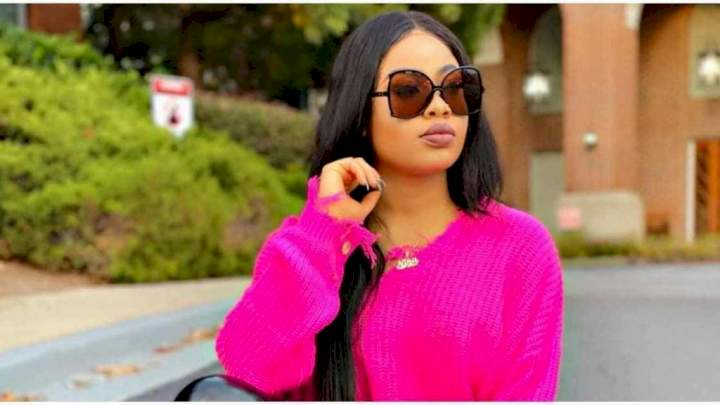 Drama as Nina undergoes plastic surgery after deal with body enhancement brand