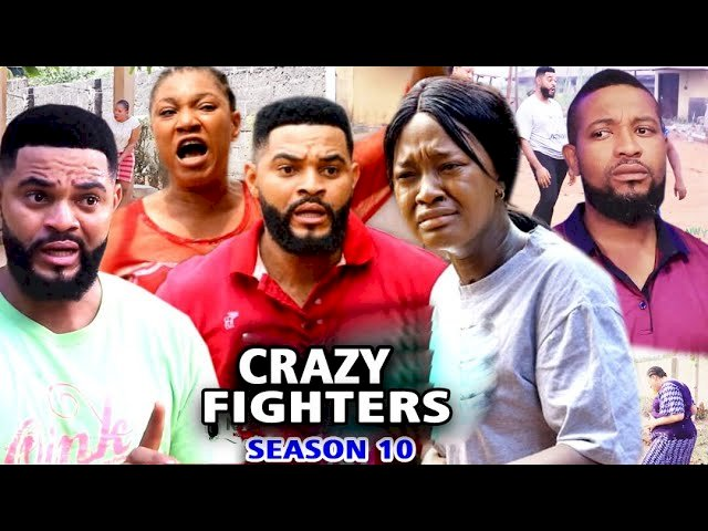 Crazy Fighters (2021) Part 10