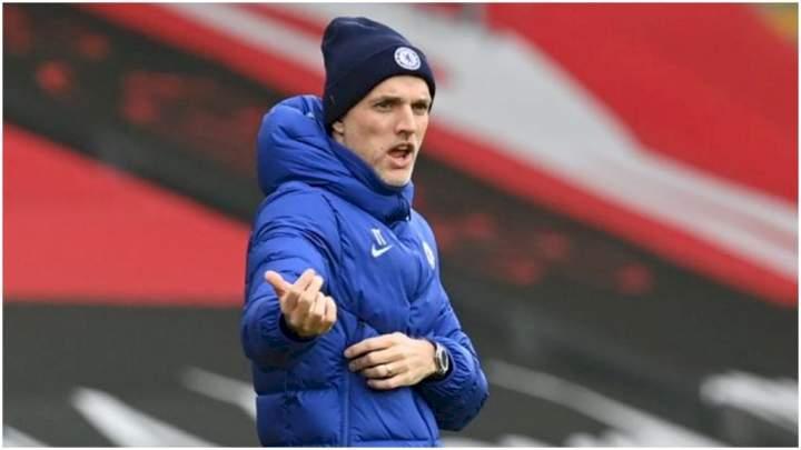 Players' transfers: Chelsea make Thomas Tuchel decision