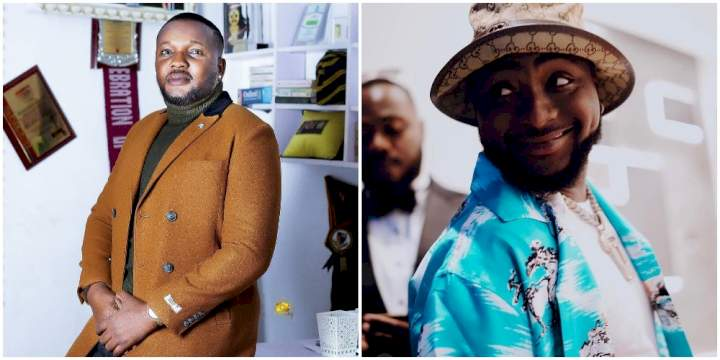 Davido reacts to Yomi Fabiyi's protest over Baba Ijesha's continued detention