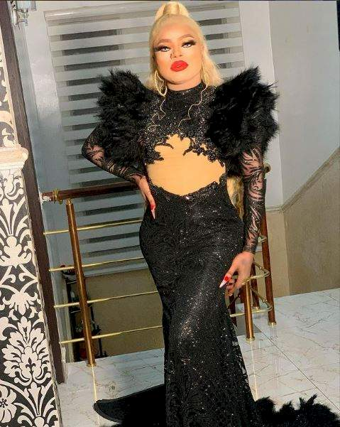 """""""I collected the female gender from the real owners and used it to become successful"""" - Bobrisky brags amid intense drags"""