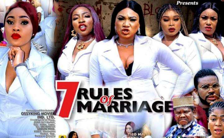 7 Rules of Marriage (2021)