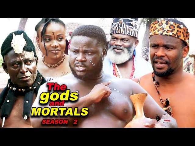 The gods and Mortals (2021) Part 2