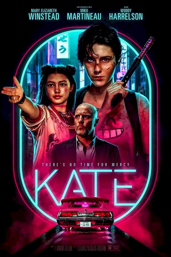 Kate (2021) | Mp4 DOWNLOAD – NetNaija Movies
