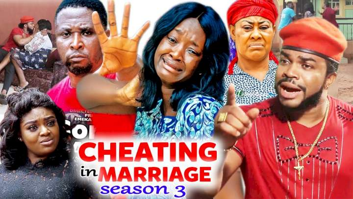 Cheating in Marriage (2021) Part 3