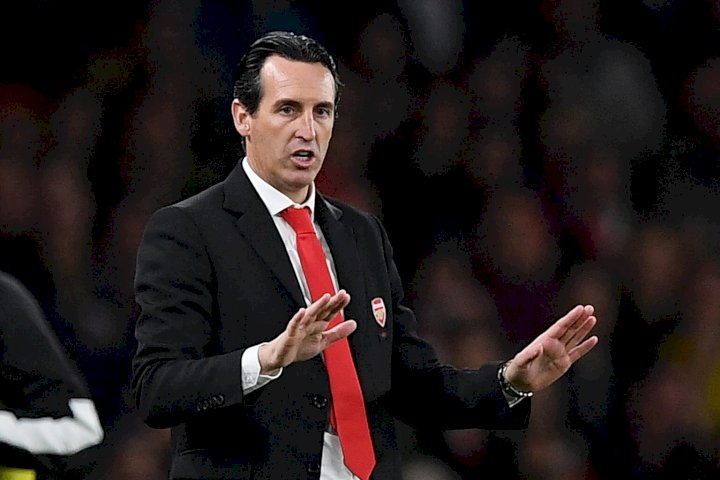 "Europa League: Unai Emery calls Aubameyang ""killer"" ahead of semi-final second leg"