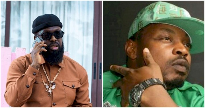 """Dirty looking weed smoker, go and work"" - Timaya blasts Eedris Abdulkareem"